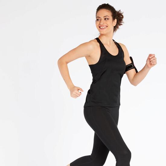 Camiseta Running Nike Negra