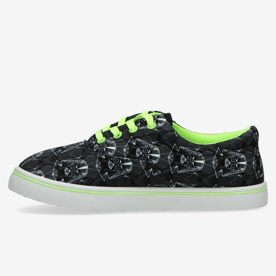 Zapatillas Star Wars Negras Junior