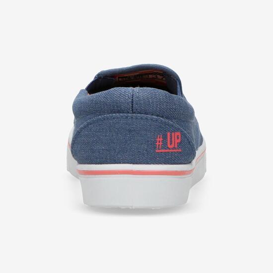 Zapatillas Lona Up Pixy