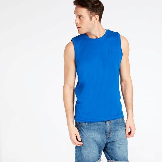 Camiseta Azul Up Basic