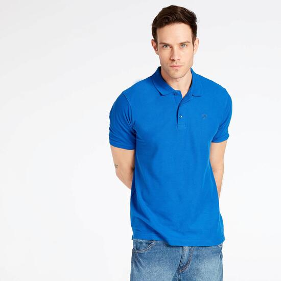 Polo Azul Up Basic