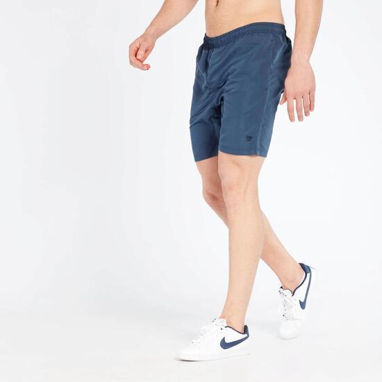 Pantalón Corto Azul Up