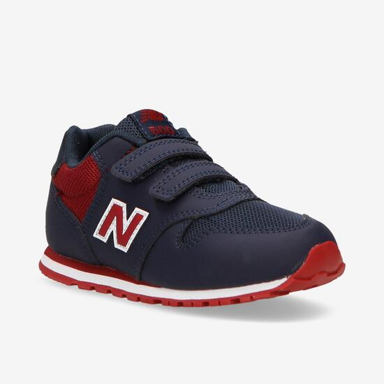 Zapatillas New Balance Grises Niña (22.5-27.5)