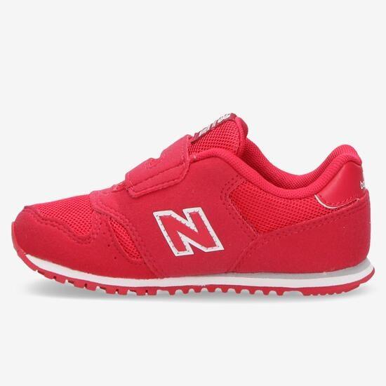Zapatillas New Balance Fucsia Niña (22.5-27.5)