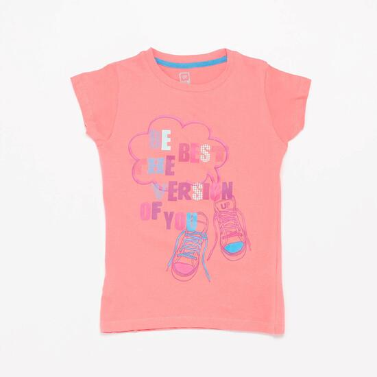 Camiseta Up Stamps