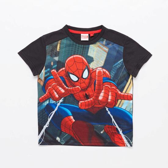 Camiseta Spiderman Niño