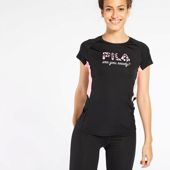 Camiseta Running Fila