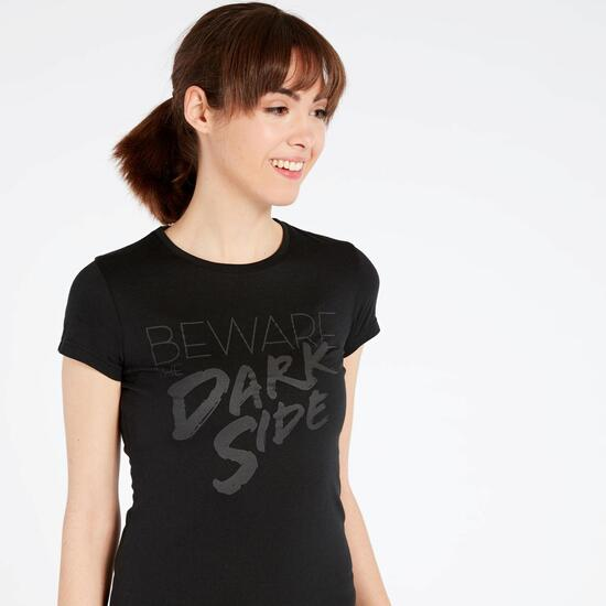 Camiseta Star Wars Negra