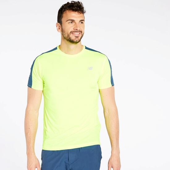 Camiseta Running New Balance
