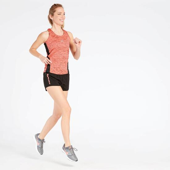 Camisa Running Coral Ipso