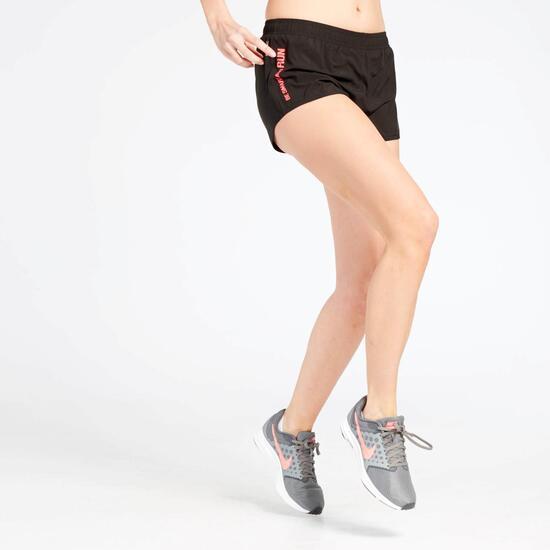 Pantalón Running Negro Ipso Combi 3