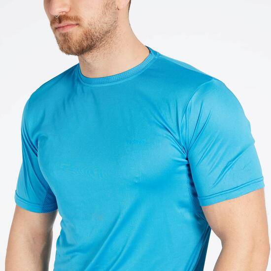 Camiseta Montaña Azul Boriken