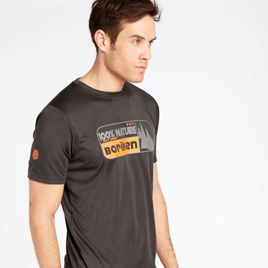 Camiseta Gris Boriken