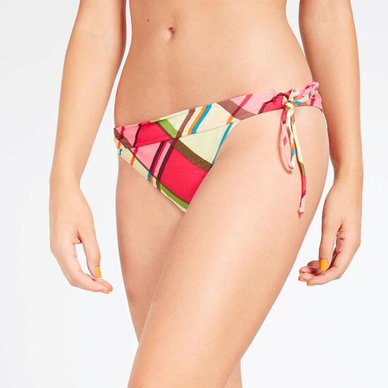 Bikini Cuadrados Mujer West Coast