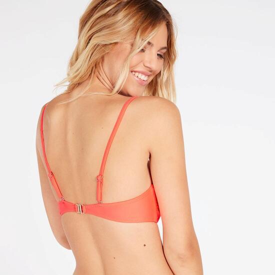 Bikini Rojo Mujer West Coast
