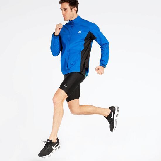 Cortaviento Running Azul Ipso Basic