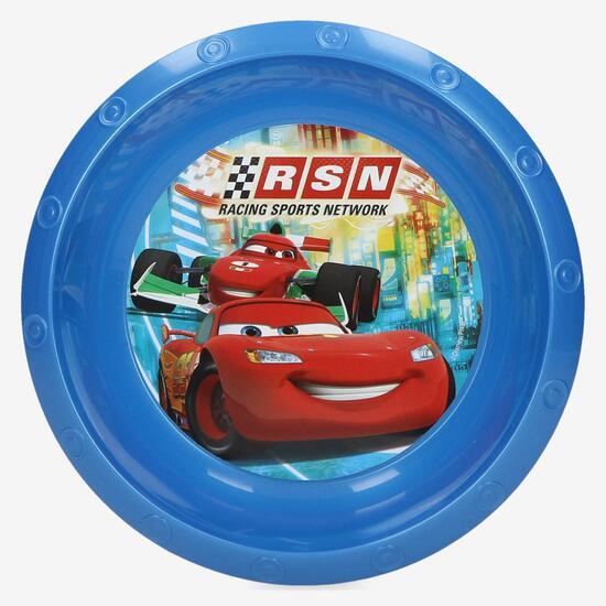 Cuenco Plástico Cars