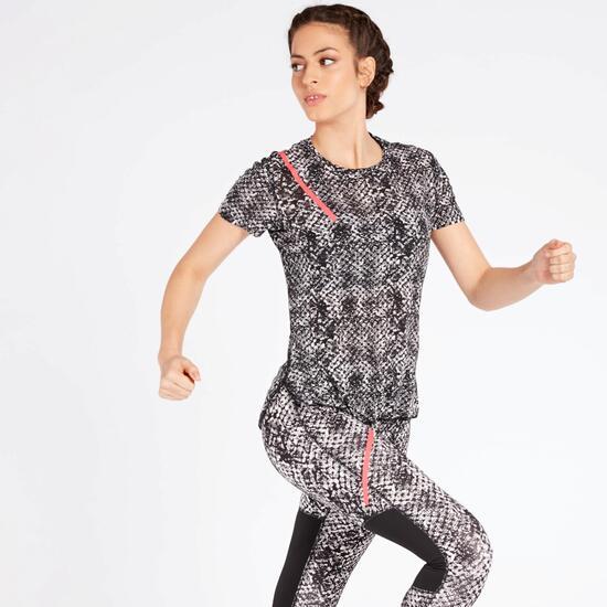 Camiseta Running Puma Estampada