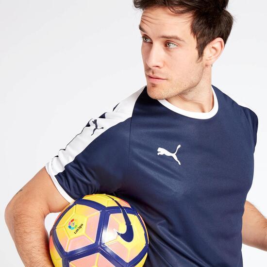 Camiseta Fútbol Puma Marino