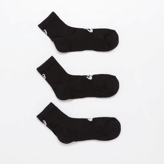 Calcetines Running Asics Negros