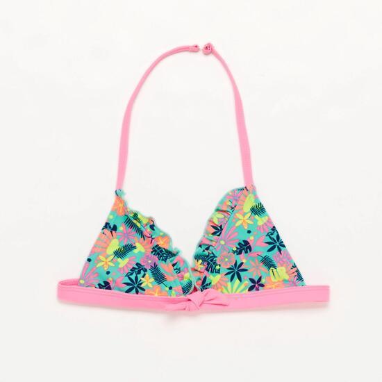 Top Bikini Up Niña