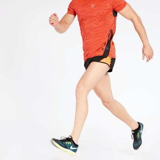Pantalón Running Negro Ipso Combi