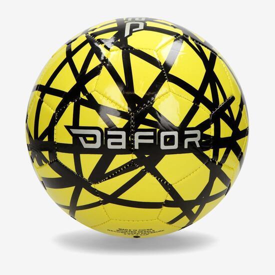 Balón Fútbol 11 Amarillo Dafor