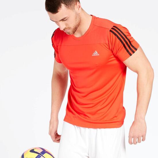 Camiseta adidas Roja