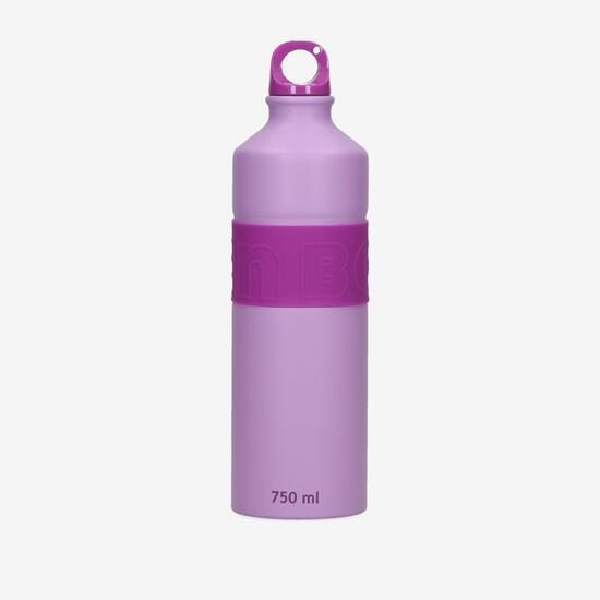 Botella Aluminio Morada Boriken