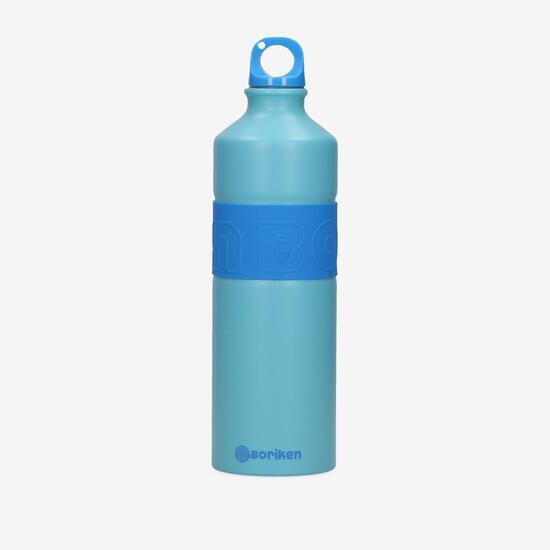 Botella Aluminio Azul Boriken