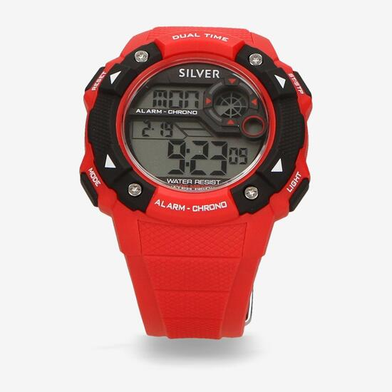 Reloj Silver Sport 4