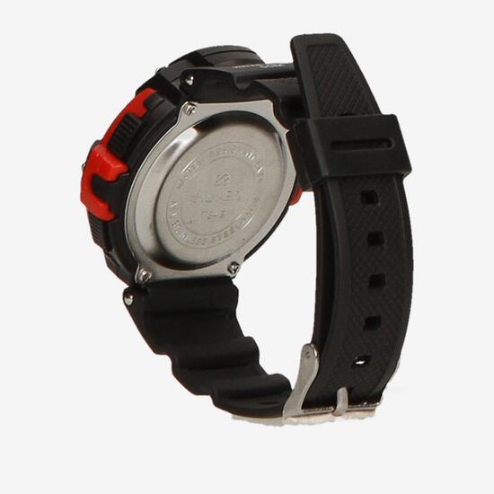 Reloj Deportivo Negro Silver Sport