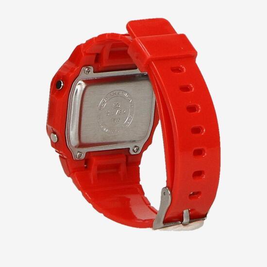 Reloj Sport Rojo Silver