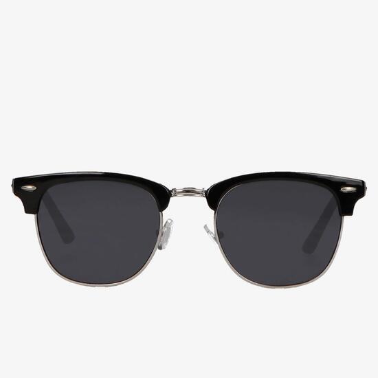 Gafas Sol Negra Silver