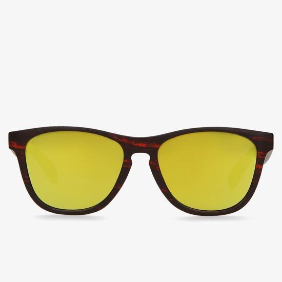 Gafas Sol Rojas Silver