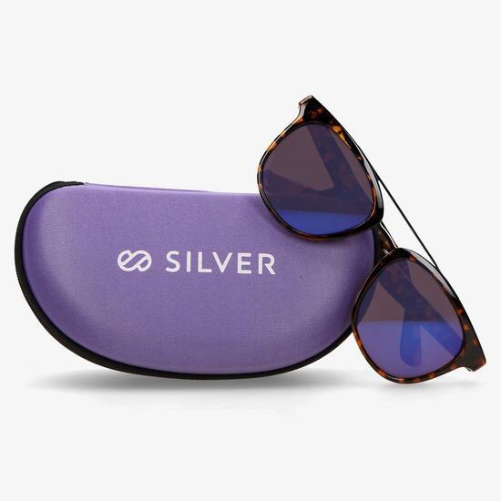 Gafas Sol Marrón Silver