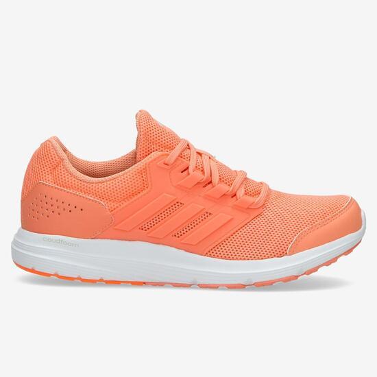 online store 7fa43 a8e52 adidas Galaxy 4 - Coral - Zapatillas running mujer   Sprinter