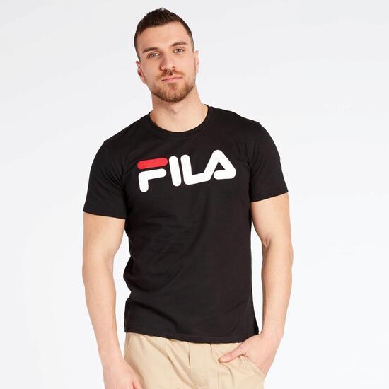 Camiseta Fila Eagle Negra