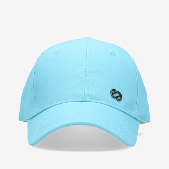 Gorra Azul Silver