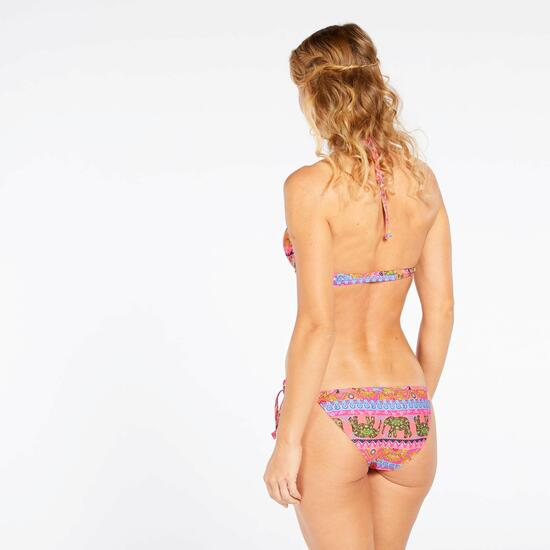 Bikini Bandeau Silver
