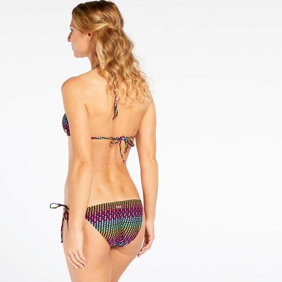 Bikini Triángulo Silver Kiruvesi