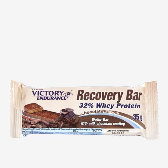 Barrita Recuperación Weider Chocolate