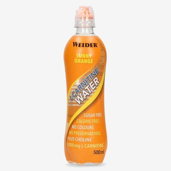 Bebida Isotónica L-Carnitina Weider Naranja