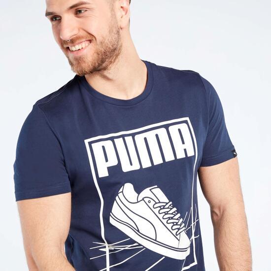 Camiseta Puma Shoe Tee