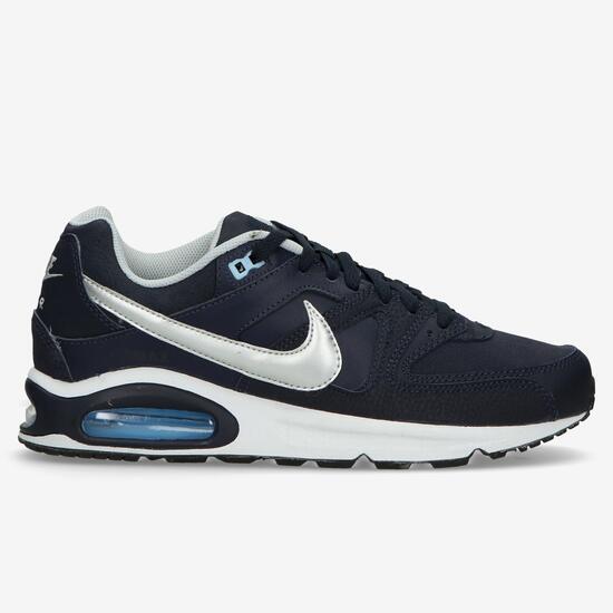 Nike Air Max Command - Azul Marino - Zapatillas hombre  562bbae2b95ce
