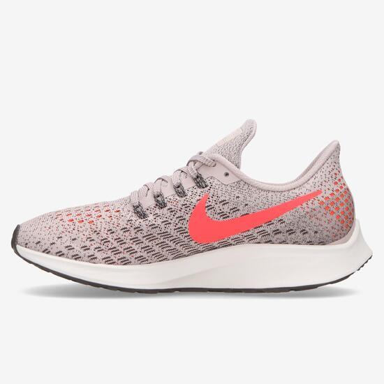 a1188634187 Nike Air Zoom Pegasus 35 - Gris - Zapatillas Running Mujer