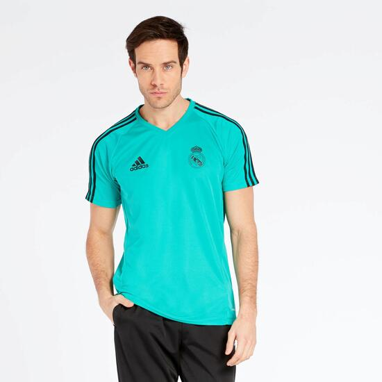 Camiseta Entrenamiento Real Madrid adidas