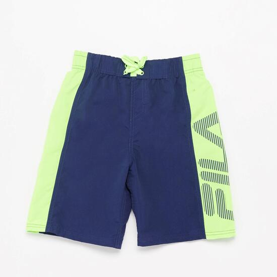 Bañador Fila Block Junior