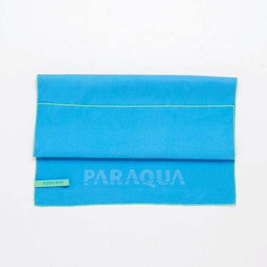 Toalla Microfibra Azul Pequeña