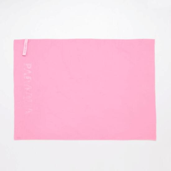 Toalla Microfibra Rosa Grande